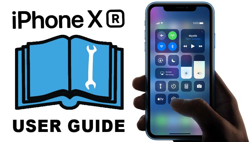 iphone xr user guide